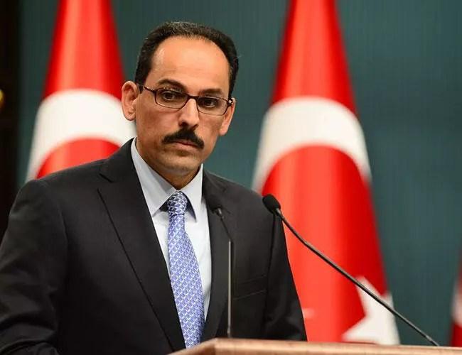 Turkey condemns US' YPG army plan in Syria