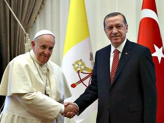 Erdoğan to meet Pope Francis in Vatican, visit Latin American countries