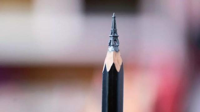 'Art at Pen Point' by Nihat Özcan