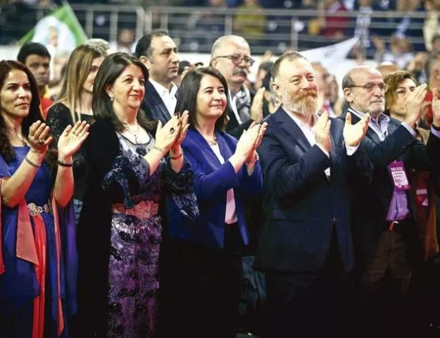 HDP elects Buldan, Temelli as new co-heads
