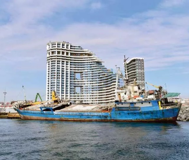 Ghost Ships Pose Risk For Public Health And Environment