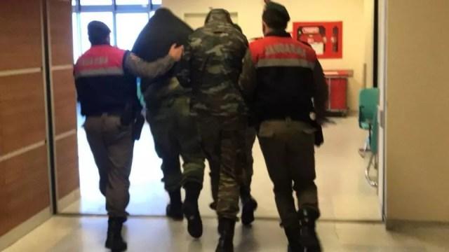Greece not planning exchange of two soldiers held in Turkey: Greek Alternate FM Katrougalos