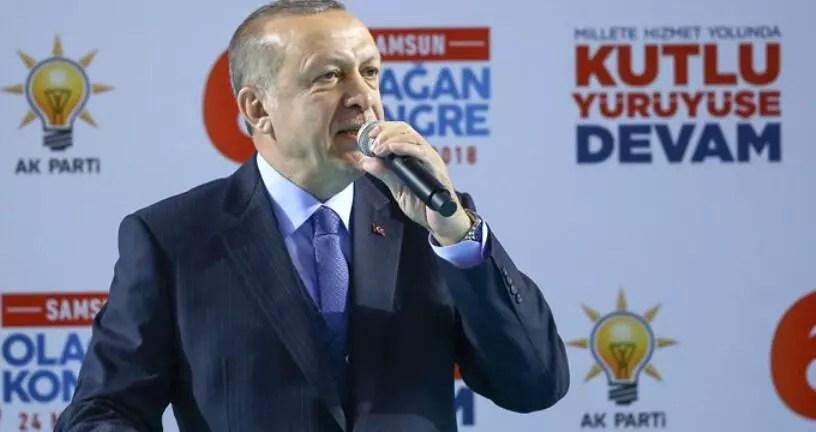 Erdoğan calls Bosporus University students involved in Afrin protests terrorists