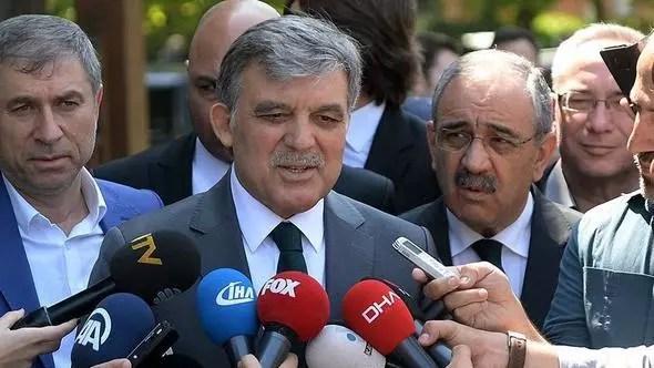 Former Turkish President Gül will not run for presidency