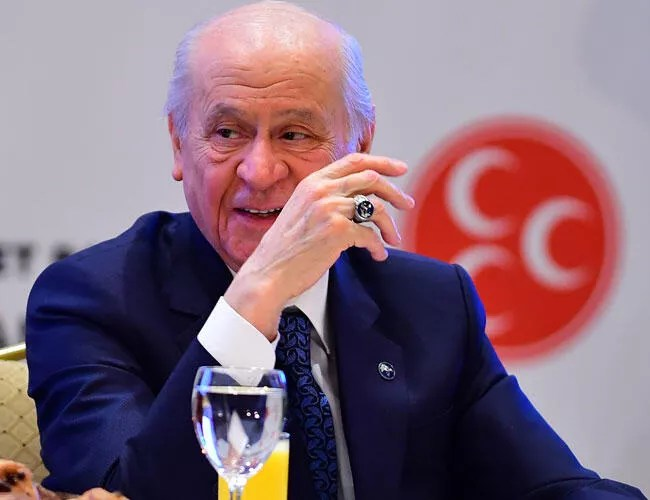 Dialogue with Assad would be a shame for Turkey, MHP leader says