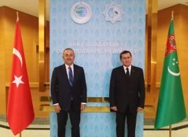 Turkey, Turkmenistan to boost cooperation: FM Çavuşoğlu