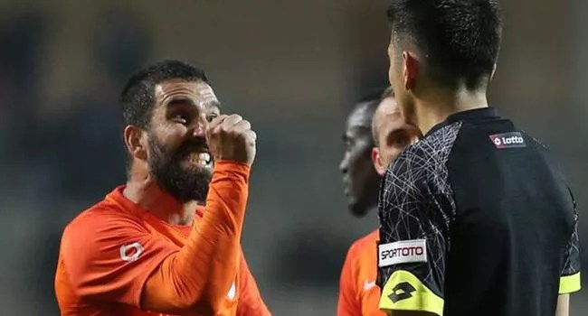 Former Barcelona player Turan receives record penalty over assault on referees