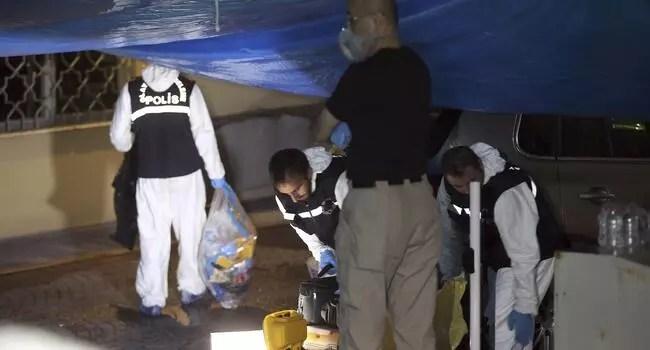 Turkish-Saudi team completes probe at Saudi consulate, residence