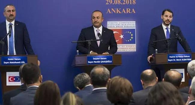 Turkey-EU reform group to focus on 'justice reform'