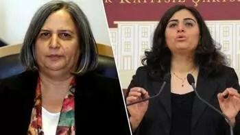 Kışanak ve Tuncel'in tutukluluklarına devam kararı