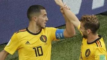 Dünya Kupası üçüncüsü Belçika!