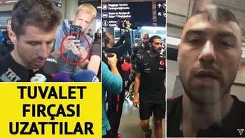 Son dakika: İzlanda'da Milli Takım'a pasaport işkencesi... Türkiye'den peş peşe açıklamalar