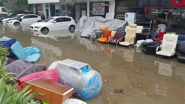 Ankarada yoğun yağış