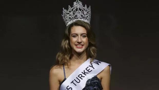 Son dakika... Türkiye güzeli seçilen Itır Esenin tacı geri alındı