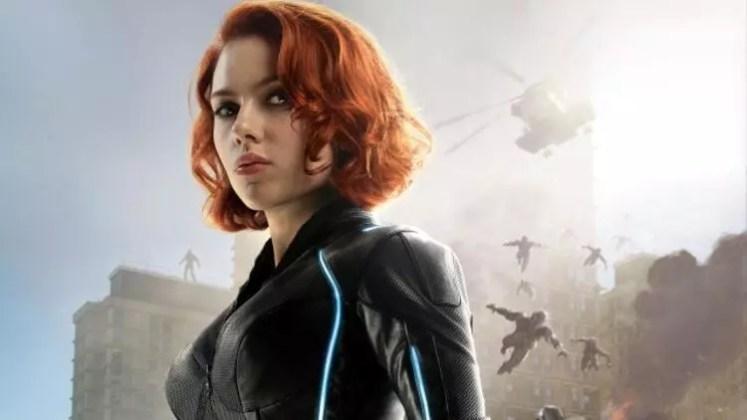 Black Widow ile ilgili görsel sonucu