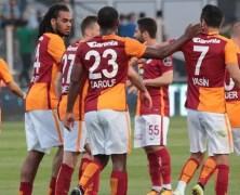 Video: Akhisar Belediyespor vs Galatasaray