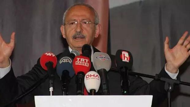 Kılıçdaroğlu: Kanımızı akıtmadan amacına ulaşamayacak