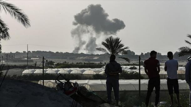 Alto el fuego en Gaza tras 34 muertos en tres días