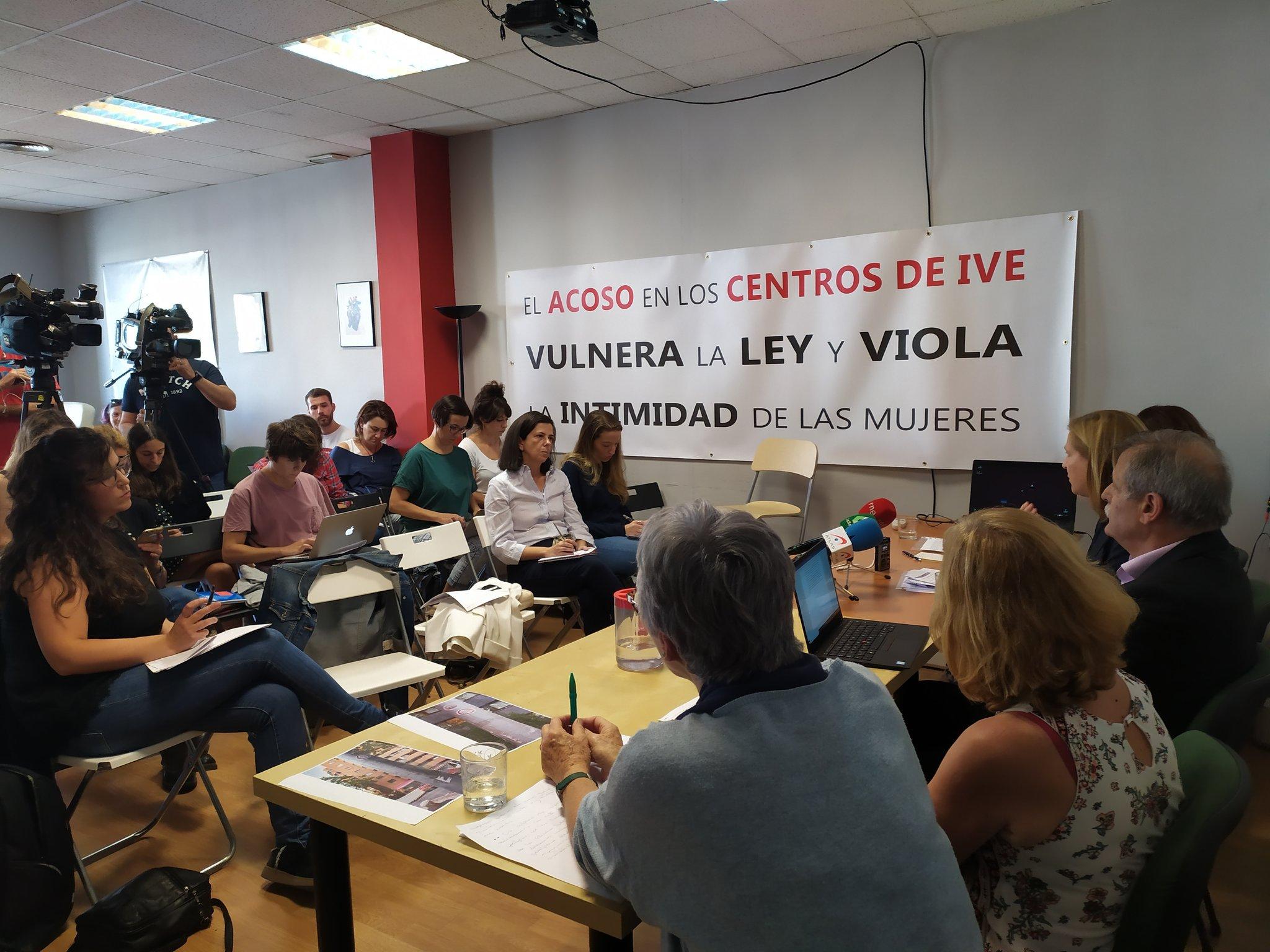Plataforma ProDerechos #abortosinacoso