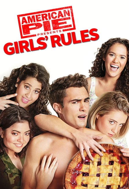 18+ American Pie Presents Girls' Rules 2020 English 720p UNRATED DVDRip 700MB DL