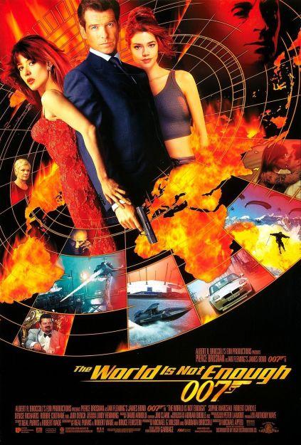 The World Is Not Enough 1999 Hindi Dual Audio 720p BluRay ESub 950MB