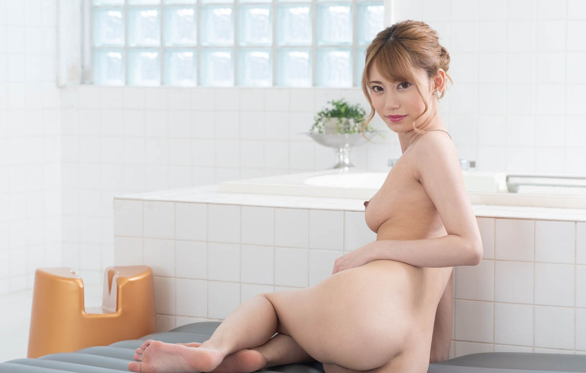 永尾まりやに似てる無修正AV女優・如月結衣のエロ画像 0001