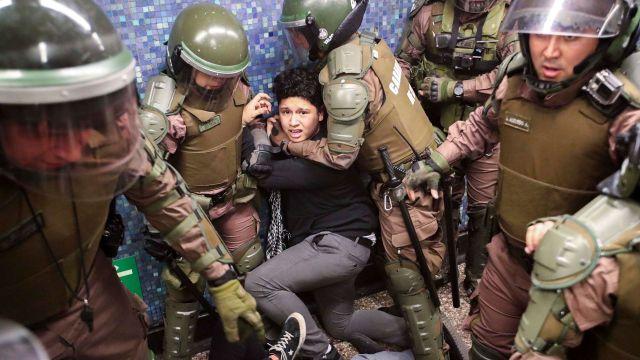 Una carta desde Chile: el pueblo chileno está cansado de los abusos