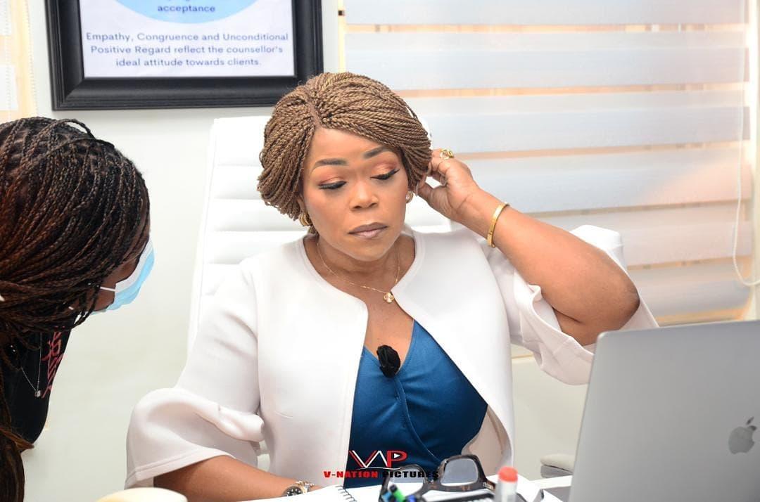 Nollywood blockbuster film 'Obsession'