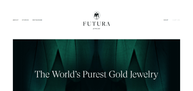 The Futura Jewelry travel product recommended by Kaméa Chayne on Pretty Progressive.