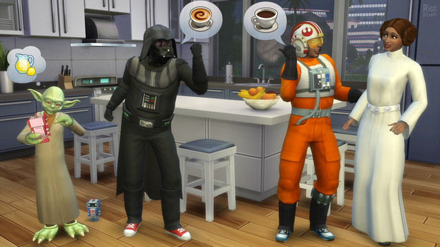 screenshot sims 4 1920x1080 2014 10 02 66 - The Sims 4 Deluxe Edition v1.50.67.1020 + All DLCs & Add-ons