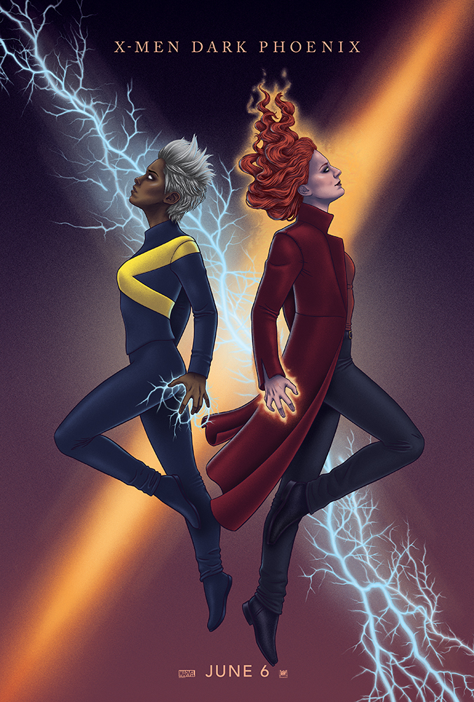 X-Men-Dark-Phoenix-Exclusive-Poster-11