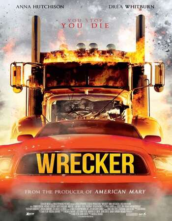 Driver from Hell (2016) Dual Audio Hindi ORG 720p BluRay 1.1GB | 250MB Download