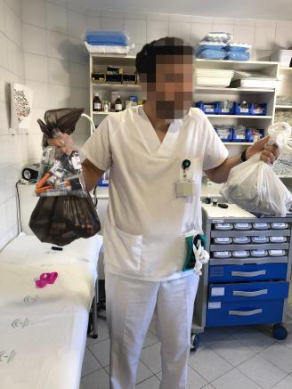Un enfermero denuncia en un hilo viral cómo el Hospital de Málaga desperdicia casi toda la insulina para pacientes diabéticos