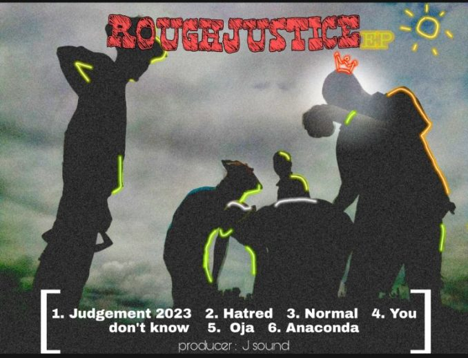 ALBUM: Msj – Rough Justice EP