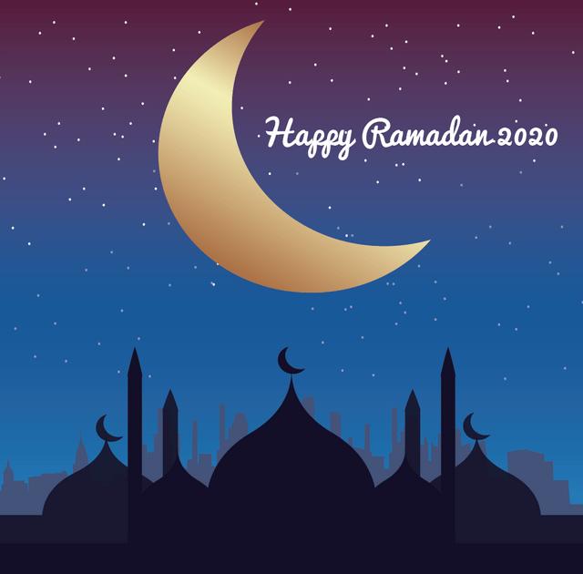 Ramadan Mubarak 2020