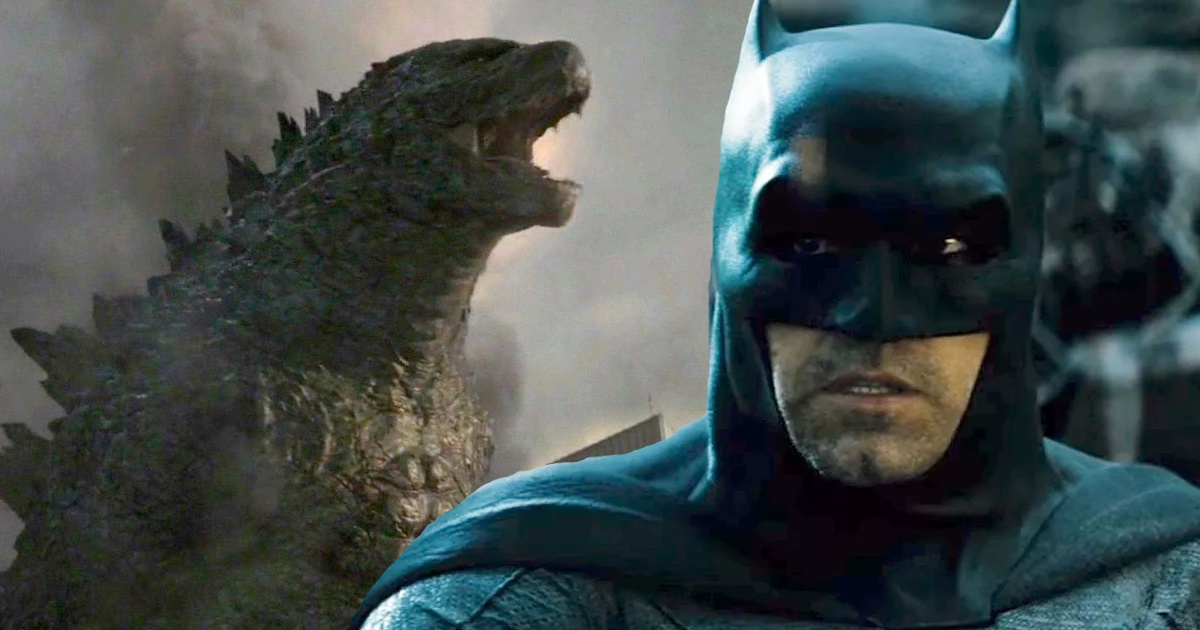 Godzilla Vs  Batman: Quella volta in cui Godzilla ha pensato di fare una gita a Gotham