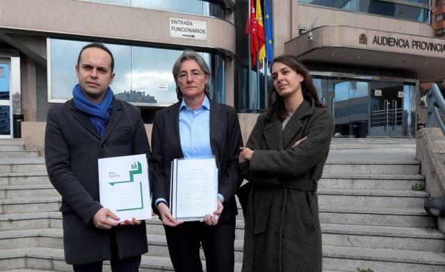 Más Madrid denuncia ante la Fiscalía a Rocío Monasterio por un delito de estafa y falsedad documental