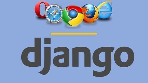 Python Django Full Stack Web Developer||Hindi|Urdu|| 100% off udemy coupons