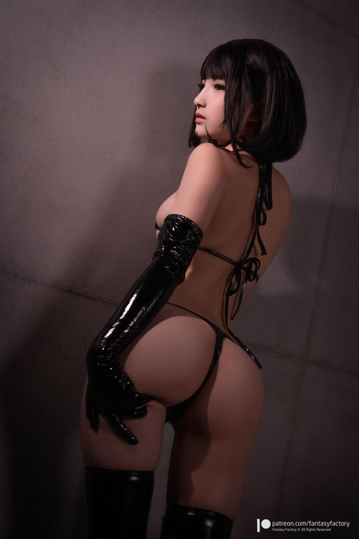 台湾超人気コスプレイヤーのエロ画像 小丁こまち Kochou2-005