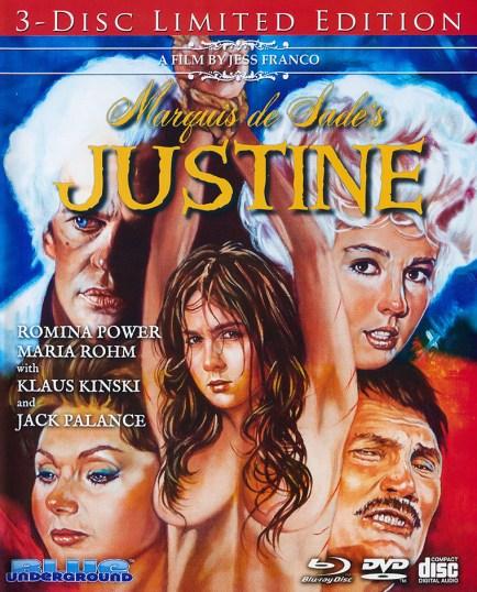 18+ Marquis de Sade's Justine 1969 English 720p BluRay 1GB