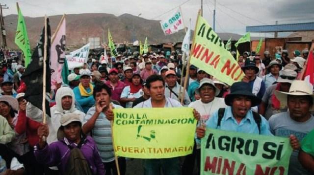 Las venas abiertas de la minería en Perú