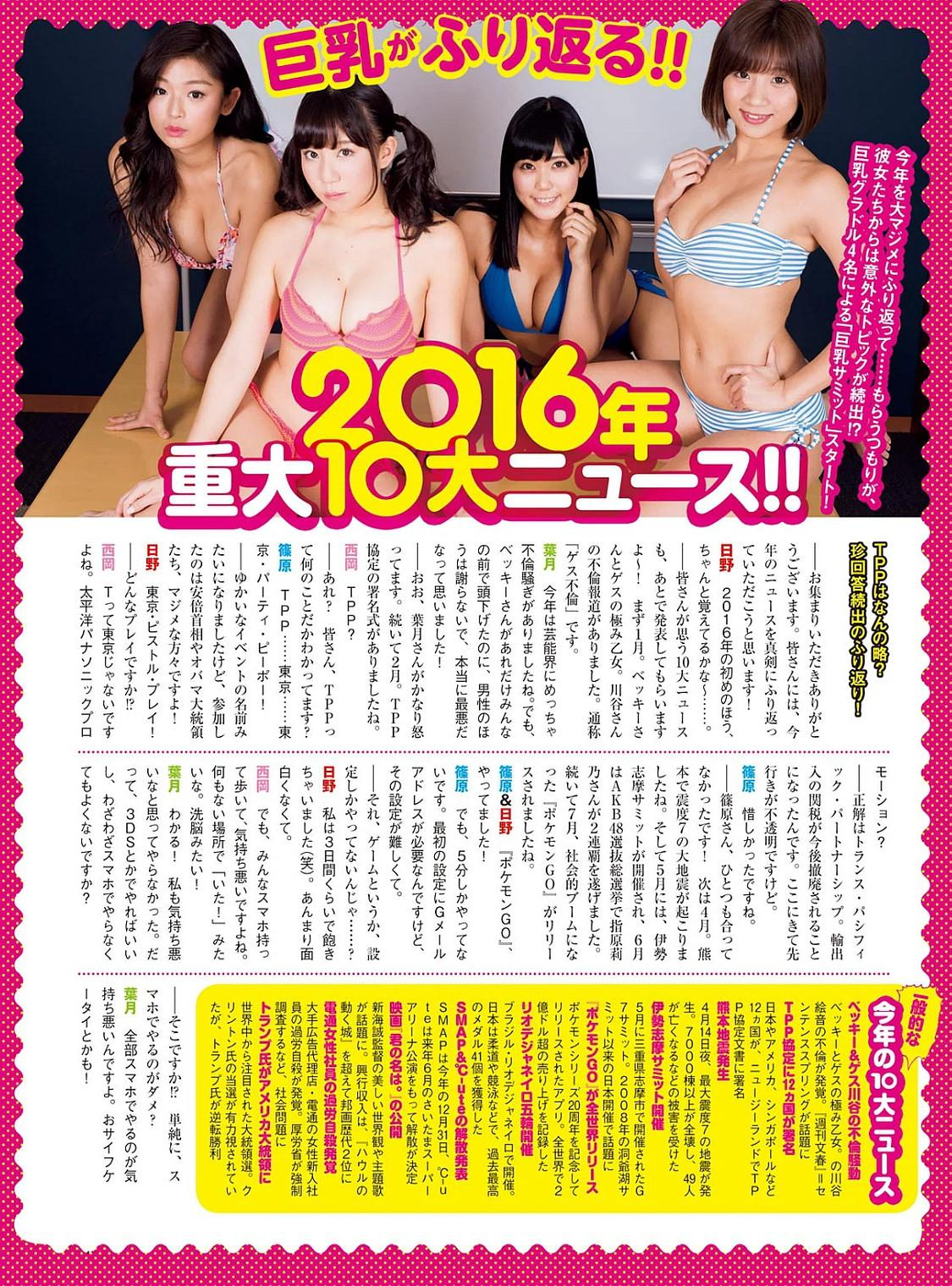 Weekly Playboy NEW YEAR 2017 15-010