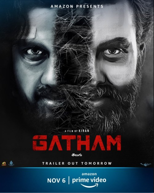 Gatham 2020 Telugu Movie 720p HDRip ESub 950MB | 450MB Download