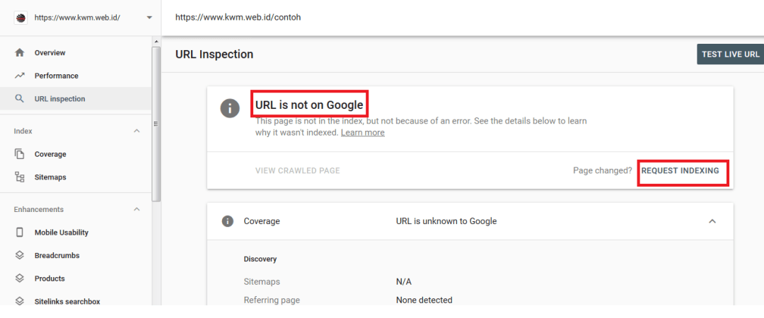 Google Search Console - Pengertian & Cara Penggunaan