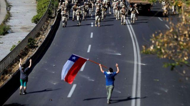 Un vídeo de 3 minutos para comprender por qué se lucha en las calles de Chile