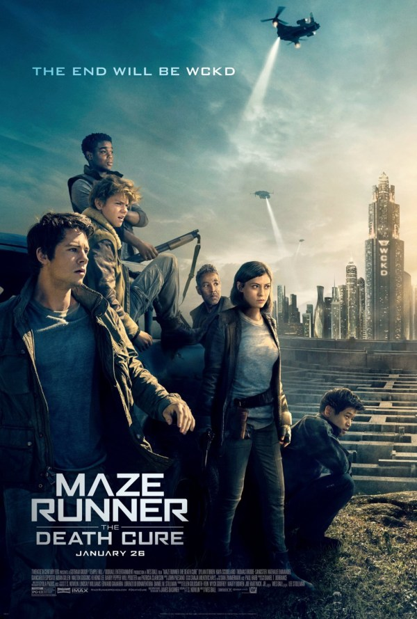 film terbaik 2018 ke 12 Maze Runner death cure