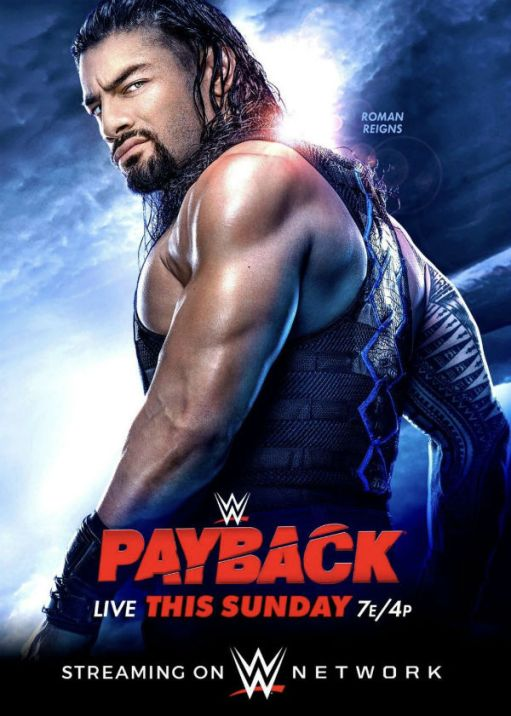 WWE Payback 2020 English PPV 720p HDRip 1GB | 480MB Download