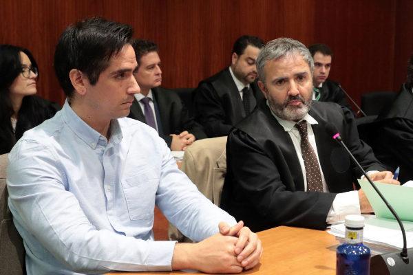 No hubo delito de odio: El jurado popular condena a Rodrigo Lanza por homicidio imprudente