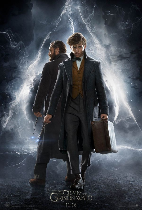 Film terbaik 2018 ke 14 Fantastic Beasts Crimes of Grindelwald