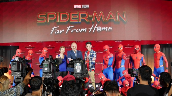 Spider-Man-Far-From-Home-Press-Screening-4